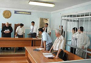В Таджикистане вынесен приговор по делу Ильяса Шурпаева