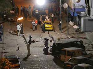 Террористы взрывают Стамбул