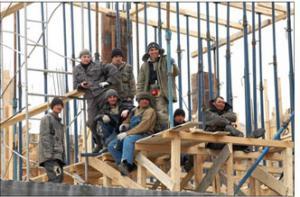 Двое неизвестных избили в Москве рабочего из Узбекистана