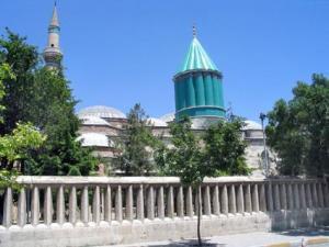 Конья – духовная столица Турции