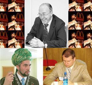 """Тройка по борьбе с """"ваххабизмом"""""""