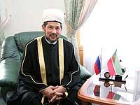 Муфтий Татарстана получил католическую медаль