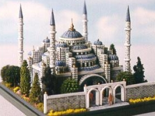 Все исторические памятники Турции собраны в одном парке