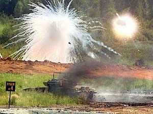 Генштаб РФ: Новые вооружения в Южной Осетии не испытывались
