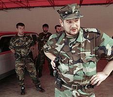 "Командира батальона ""Восток"" Сулима Ямадаева уволили в запас"