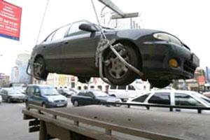В Москве появятся плавучие паркинги