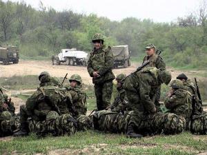 Генштаб России: Российские войска в любой момент готовы к выполнению задач в Южной Осетии