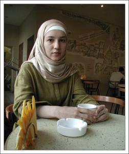 """В Казани закончились съемки фильма """"Нагима"""" о современной казанской мусульманке"""