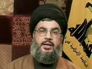 """Хасан Насрулла, лидер движения """"Хезболла"""", предупреждает, что любое нарушение границ Ливана повлечет за собой ответные действия"""
