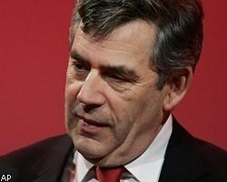 Гордон Браун: Европа будет бороться с энергетическим господством России