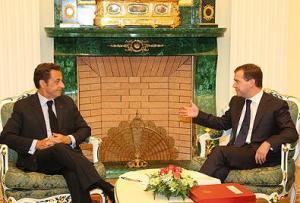 """Медведев объявил о завершении операции """"по принуждению Грузии к миру"""""""