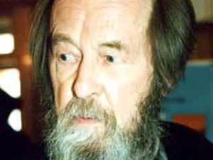 Скончался писатель-диссидент Александр Солженицын