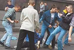 Очередная массовая драка в Москве – ранены 6 человек