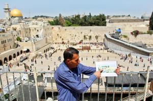 Иордания выражает протест против израильских раскопок возле Аль-Аксы