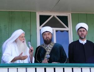 Совместная акция исламофоба и дельца от ислама. Повод к размышлению