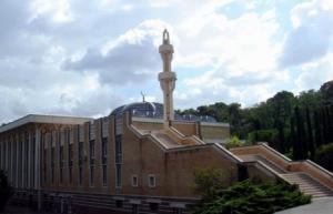 Исламский центр в Риме