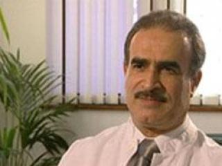 Доктор Абдулраззак аль-Мадани, эндокринолог, глава Диабетической ассоциации Эмиратов
