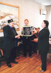 В Казани увековечили память легендарного благотворителя