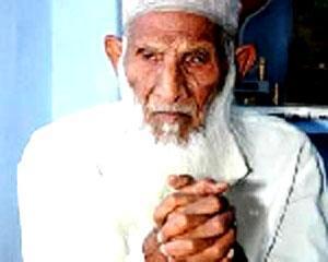 Старейший житель Земли умер, не накопив денег на хадж в Мекку