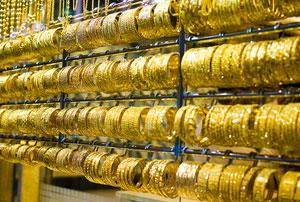 Дубаи продал рекордное количество золота