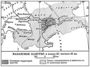 В Казани установят памятник защитникам города от войск Ивана Грозного