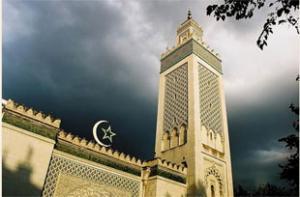 Марокканские мастера закончат отделку новой мечети во Франции к началу месяца рамадан