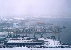 Мурманский порт