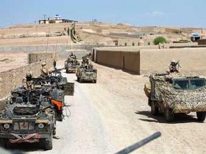 Афганистан просит ограничить полномочия миротворцев