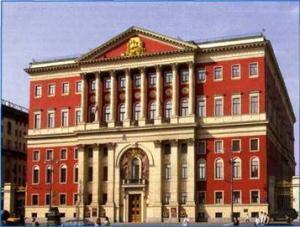 Соединенные Штаты раскрыли имя нового мэра Москвы