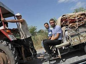 Не все грузинские жители успели покинуть Южную Осетию
