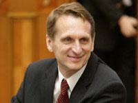 Сергей Нарышкин возглавил Совет по взаимодействию с религиозными объединениями