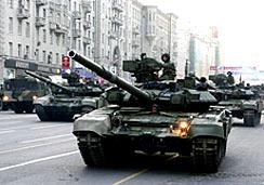 РПЦ призвала российские власти наращивать военную мощь