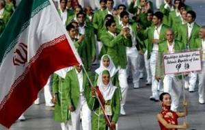 Олимпийский комитет не оштрафовал иранского спортсмена за отказ плыть рядом с израильтянином
