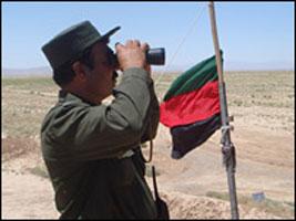Подразделение афганских пограничников перешло на сторону талибов