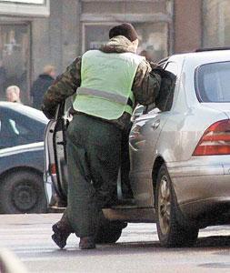 В Москве отменена плата за парковку