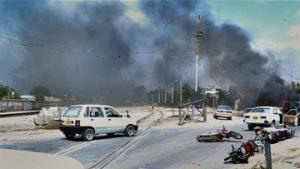 Новый удар авиации США по территории Пакистана