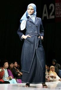 В Саудовской Аравии пройдет модный показ хиджабов