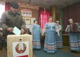 В Белоруссии после выборов избиты представители оппозиции
