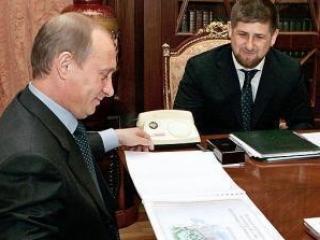 Кадыров не согласен с Путиным