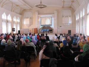 В Москве прошел молодежный вечер, посвященный началу Рамадана