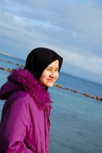 Ирландские мусульманки отстаивают право на хиджаб