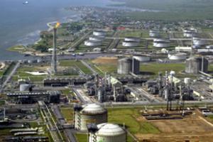 Уничтожена нефтедобывающая станция в Нигерии