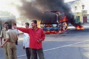 В Индии периодически случаются столкновения на религиозной почве