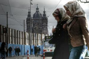 Голландия запрещает хиджаб