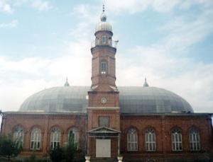 Мечеть в Малгобеке