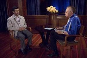 Президент Ирана М. Ахмадинежад дал интервью телеканалу CNN