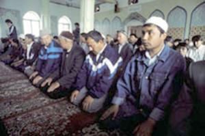 Китайских мусульман лишили таравиха