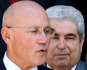 Лидеры разделенного Кипра ведут мирные переговоры