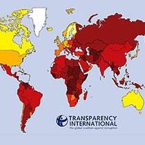 Россия и Папуа Новая Гвинея соревнуются в эффективности борьбы с коррупцией