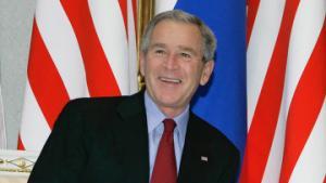 Российский депутат не хочет отпускать Буша на пенсию